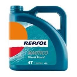 REPSOL NAUTICO DIESEL BOARD 4T 15W40