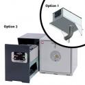 Sistema de ventilación con filtro UFA.20.30-AUS